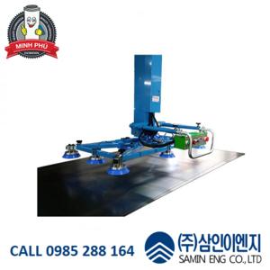 THIẾT BỊ NÂNG CHÂN KHÔNG SAMINENG SAF-L-150 KOREA