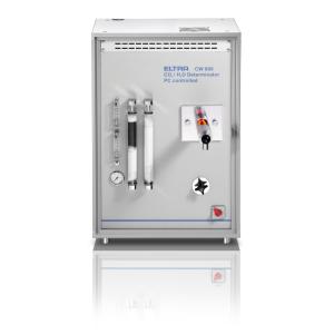 THIẾT BỊ PHÂN TÍCH CO2 / H2O MODEL: CW-800 (ELTRA – ĐỨC)