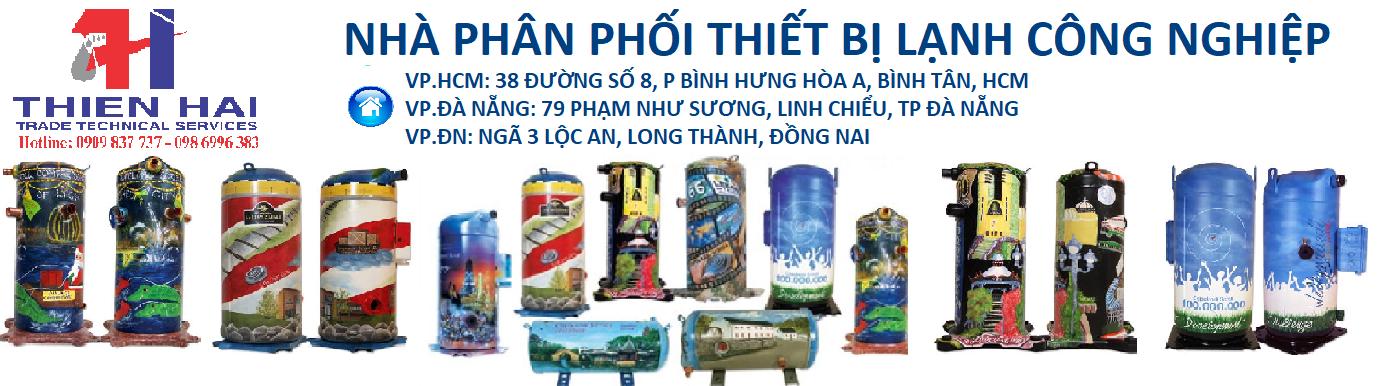 Thiết Bị Lạnh Công Nghiệp Sài Gòn ®