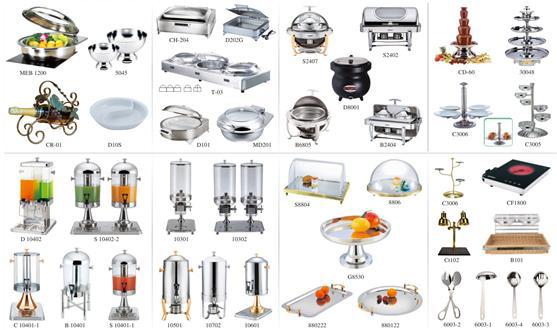 Cho thuê dụng cụ bếp - Tuấn Nguyễn