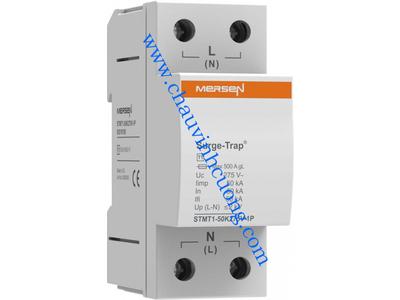 Thiết bị chống sét Mersen STMT1-50K275V-1P