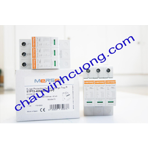 CHỐNG SÉT SOLAR 1000VDC MERSEN STPT12-40K1000V-YPV