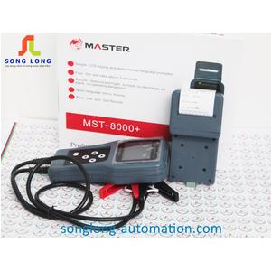 THIẾT BỊ ĐO ACQUY MASTER MST-8000+