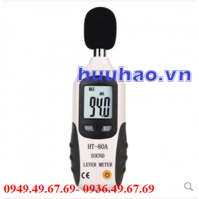 Thiết bị đo âm thanh HT80A