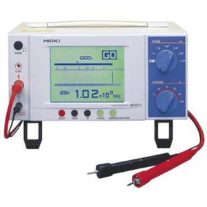 Thiết bị đo điện trở cách điện giá trị cao Hioki