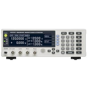 Thiết bị đo điện trở Hioki - RM3542A