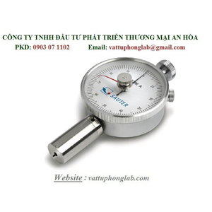 THIẾT BỊ ĐO ĐỘ CỨNG SHORE AM MODEL:HBA 100-0