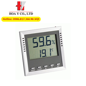 Thiết bị đo nhiệt độ và độ ẩm TA100 Dostmann