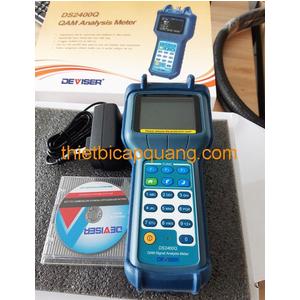 Máy đo tín hiệu truyền hình cáp Deviser DS2400Q