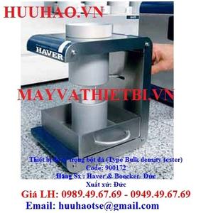 Thiết bị đo tỷ trọng bột 900172 hãng Haver & boecker
