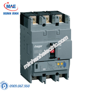 Thiết bị đóng cắt Hager (MCCB) - Model HEG126U