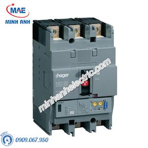 Thiết bị đóng cắt Hager (MCCB) - Model HEG161U