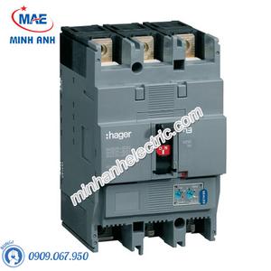 Thiết bị đóng cắt Hager (MCCB) - Model HEH160U