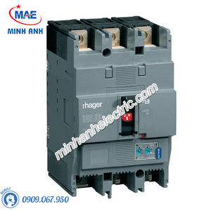 Thiết bị đóng cắt Hager (MCCB) - Model HNH161U