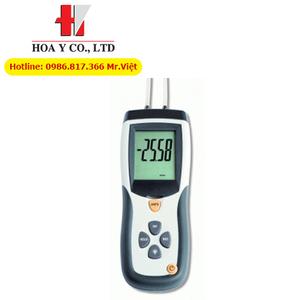 Thiết bị kiểm tra chênh lệch áp suất DD 890 Dostmann
