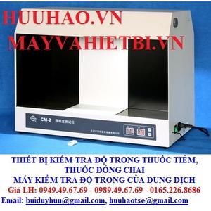 MÁY KIỂM TRA ĐỘ TRONG THUỐC TIÊM CM-2