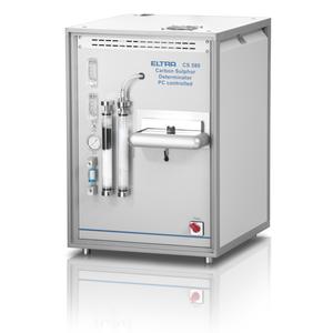Thiết bị phân tích hàm lượng cácbon – lưu huỳnh
