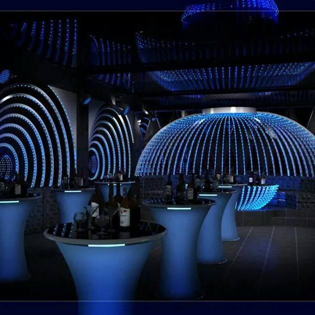 Thiết kế thi công phòng hát karaoke VIP Led Full tại Quận Thanh Xuân