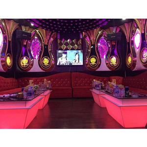 Thiết kế phòng karaoke theo phong cách Ai Cập cổ điển