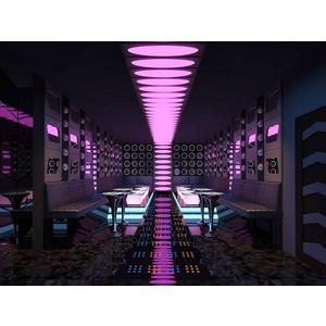 Thiết kế thi công phòng hát karaoke hiện đại tại Quận 5, Tp HCM