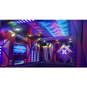 Thiết kế thi công phòng hát karaoke hiện đại tại Quận 7, Tp HCM