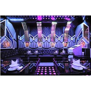 Thiết kế thi công phòng hát karaoke hiện đại tại Quận Bình thạnh, Tp HCM