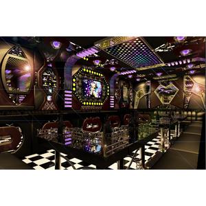 Thiết kế thi công phòng hát karaoke hiện đại tại Quận Tân Bình, Tp HCM