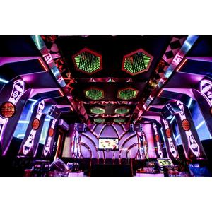 Thiết kế thi công phòng hát karaoke VIP Led Full tại Bác Kạn