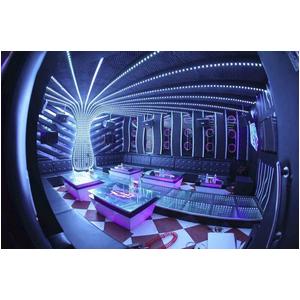 Thiết kế thi công phòng hát karaoke VIP Led Full tại Lai Châu