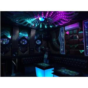 Thiết kế thi công phòng hát karaoke VIP Led Full tại Lạng Sơn