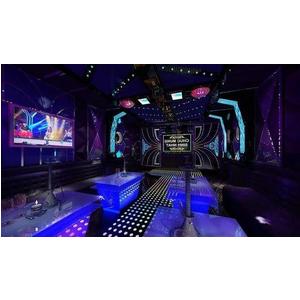 Thiết kế thi công phòng hát karaoke VIP Led Full tại Lào Cai