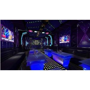 Thiết kế thi công phòng hát karaoke VIP Led Full tại Quận Ba Đình