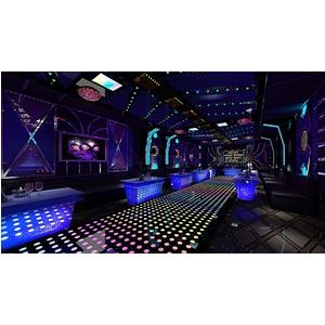 Thiết kế thi công phòng hát karaoke VIP Led Full tại Quận Cầu Giấy