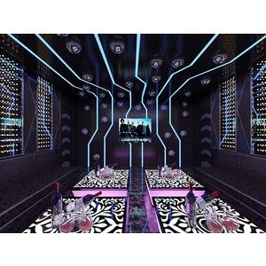 Thiết kế thi công phòng hát karaoke VIP Led Full tại Quận Hà Đông