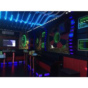 Thiết kế thi công phòng hát karaoke VIP Led Full tại Quận Hai Bà Trưng