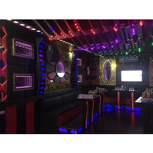 Thiết kế thi công phòng hát karaoke VIP Led Full tại Quận Hoàn Kiếm
