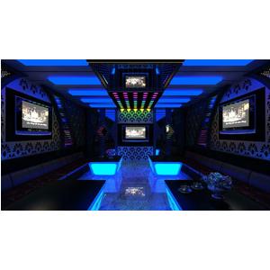 Thiết kế thi công phòng hát karaoke VIP Led Full tại Quận Tây Hồ