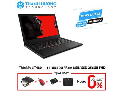 ThinkPad T480 i7-8550U | RAM 32 GB | SSD 1000 GB | FHD IPS | VGA rời MX150 ( Like New ) Max option