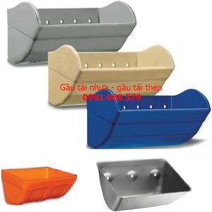 Thông số kỹ thuật (Catalogue) gầu tải nhựa gầu tải thép Sanwei