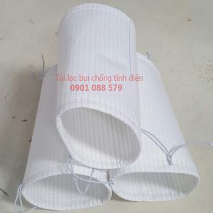 Thông số kỹ thuật túi lọc bụi polyester chống tĩnh điện chống ẩm