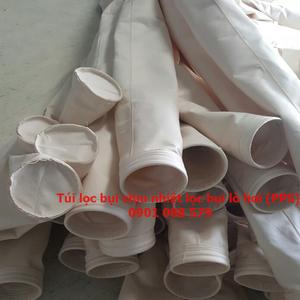 Thông số kỹ thuật túi lọc bụi PPS500 | Túi lọc bụi chịu nhiệt | Túi lọc bụi lò hơi