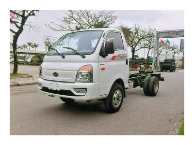 Thông số kỹ thuật xe cabin satxi TMT Daisaki Euro 4