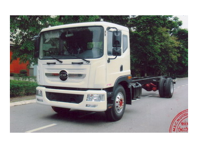 Thông số kỹ thuật xe cabin satxi Veam VPT950, tải 9,5 tấn Euro 4
