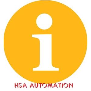 THÔNG TIN HSA AUTOMATION