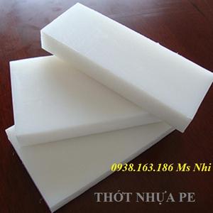 Thớt Nhựa Công Nghiệp   Tấm nhựa PE ,PP đặc