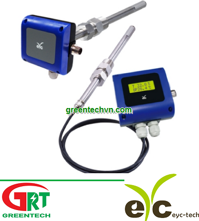 EYC THS86/87 Industrial mulitfuncation dew point transmitter