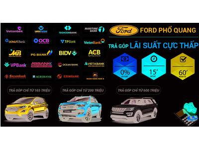 Thủ tục mua xe ô tô trả góp 2018 nên biết trước khi mua xe | Ford Phổ Quang