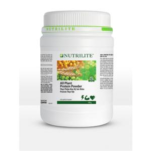 Thực phẩm bổ sung Amway Nutrilite Protein thực vật (450g/ hộp)