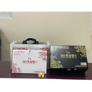 THỰC PHẨM BỔ SUNG VIÊN HOÀN 365 KOREAN BLACK GINSENG HWAN GOLD