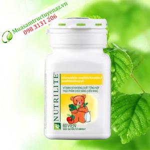 Thực Phẩm Bổ Sung Vitamin Và Khoáng Chất Tổng Hợp (60 viên)